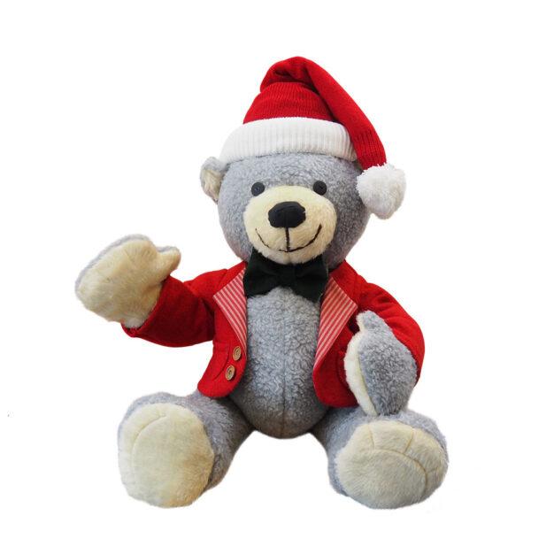 Billy the animatronic teddy bear