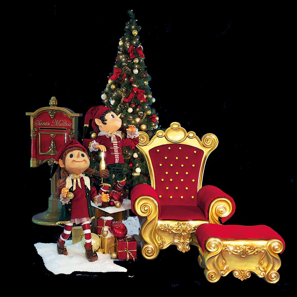 CS28 Waiting for Santa